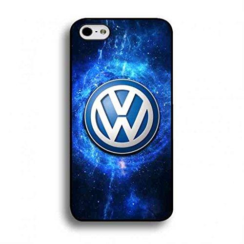 MziLg Piner Volkswagen Vw Logo Schutzhülle/Hülle,Luxus Car Volkswagen Logo Handy Hülle,Volkswagen VW Logo Hülle Tasche Etui für iPhone 6/6S(4.7zoll)