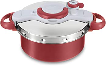 Tefal 5L ClipsoMinut' Duo Pressure Cooker - P4605131