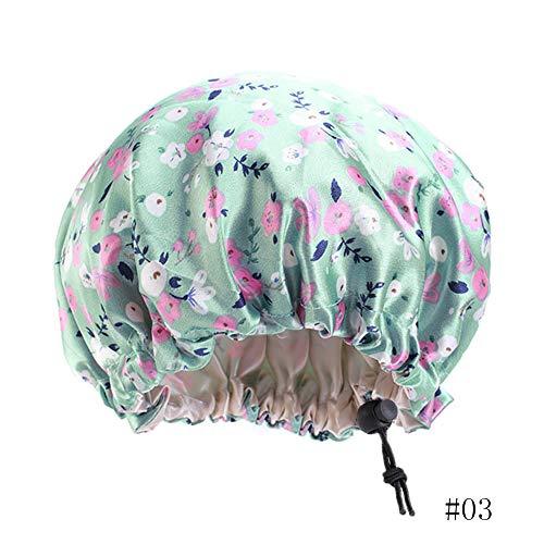 Bonnet en Satin Soyeux pour bébé, Bonnet de Sommeil réglable à Double Couche, Chapeau de Nuit pour Fille Turban pour Enfants, Chapeau Mignon, vêtements de Mode