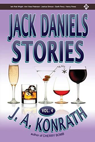 Jack Daniels Stories Vol. 4 (Jack Daniels and Associates Mysteries, Band 9)
