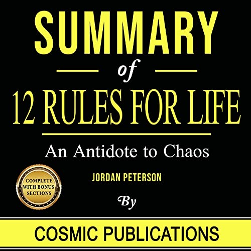 Summary: 12 Rules for Life cover art