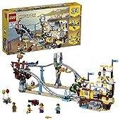 LEGO Creator - Les montagnes russes des pirates - 31084 - Jeu de Construction