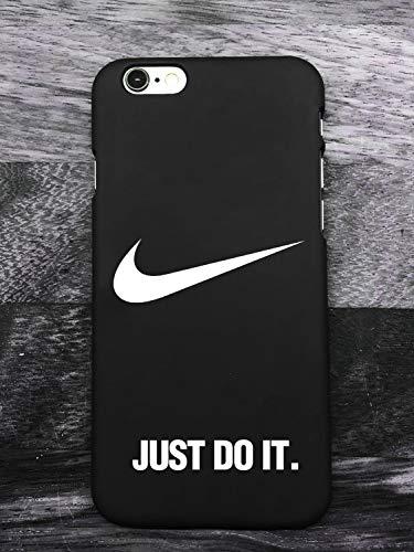 Toxdi Just do it Logo iPhone 5/5S Funda, Carcasa Silicona Protector Anti-Choque...