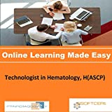 PTNR01A998WXY Technologist in Hematology, H(ASCP) Online Certification Video Learning Made Easy