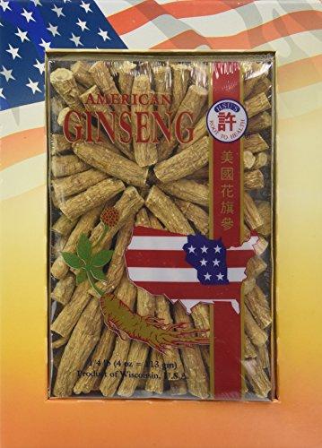 Hsu's Ginseng SKU 121-4 | Large Prong | Cultivated American Ginseng...