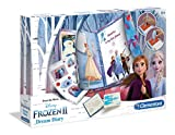 Clementoni- Frozen 2-Dream Diary Set di Diario, Multicolore, 18518