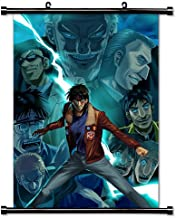 Kaiji Ultimate Survivor (Gyakkyou Burai Kaiji) Anime Fabric Wall Scroll Poster (32 x 43) Inches.[WP]-Kai-4 (L)