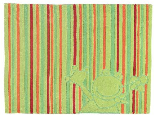 Sigikid 49417 - Teppich Flip Flap Frog, Baby Universe