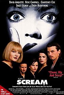 Scream POSTER Movie (27 x 40 Inches - 69cm x 102cm) (1996)