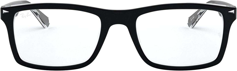 Ray-Ban RX5287 Square Prescription Frames Eyeglass Financial sales sale Ranking TOP14