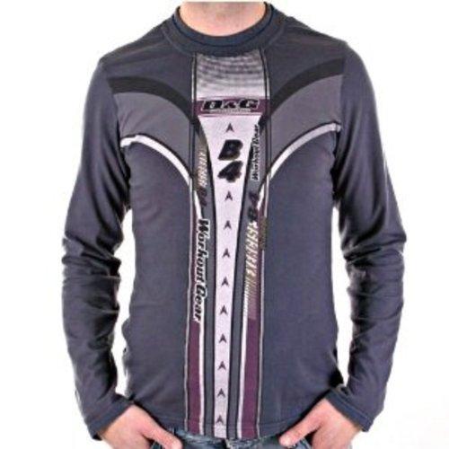 Dolce & Gabbana - Camiseta - Manga Larga - para hombre gris gris medium