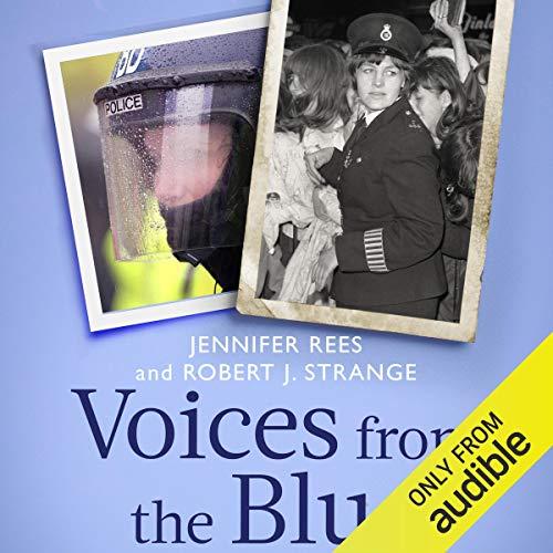 Couverture de Voices from the Blue