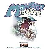 Second Gate Games Monster Lands - Juego de Mesa en Castellano