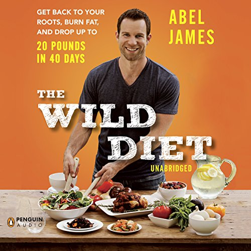 The Wild Diet audiobook cover art