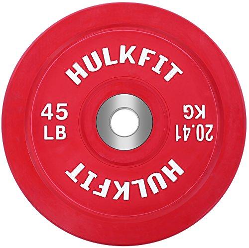 HulkFit Bumper Plate