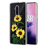 Yoedge OnePlus 7T Pro Case, Clear Transparent Personalised