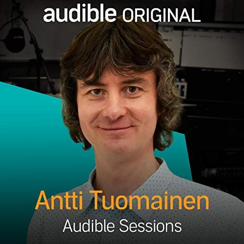 Antti Tuomainen audiobook cover art