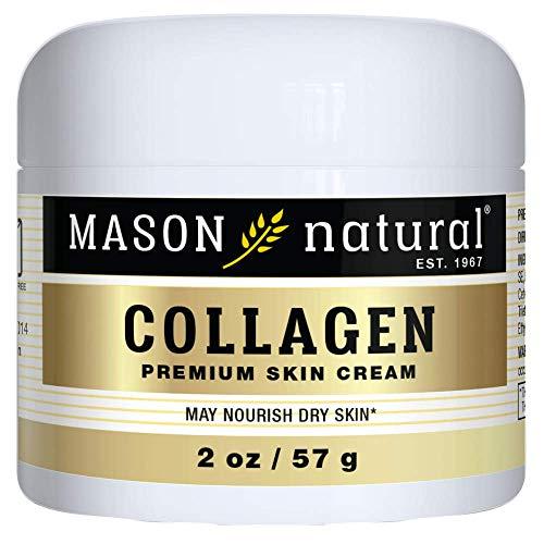 Mason Vitamins Collagen Beauty Cream 100% Pure Collagen Pear Scent, 2 Oz by Mason Natural