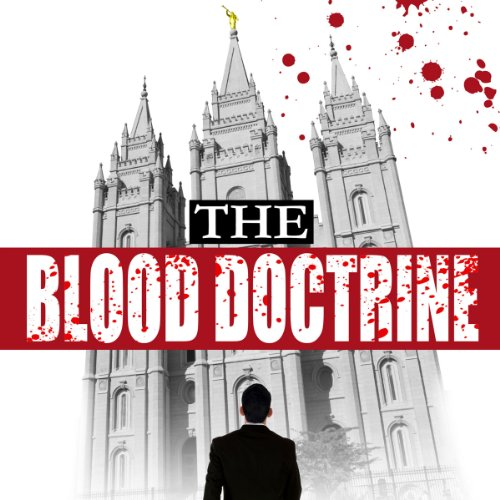 The Blood Doctrine audiobook cover art