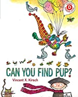 Can You Find Pup? (I Like to Read)