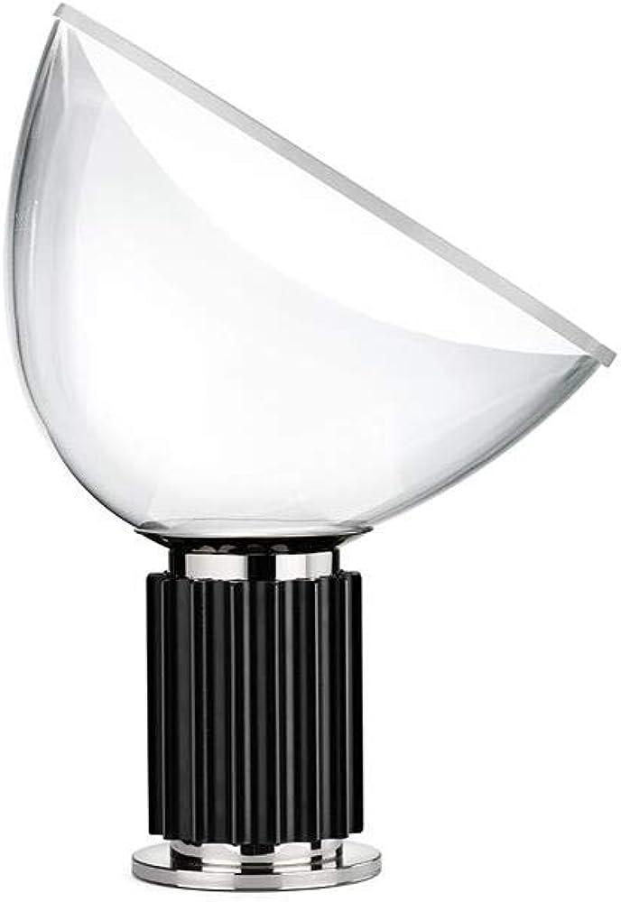 Flos lampada da tavolo , vetro alluminio F6604030