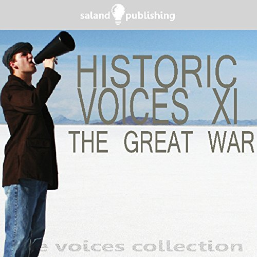 Historic Voices XI audiobook cover art