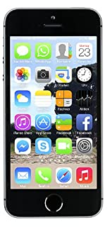 "Apple iPhone 5s, 4"" Display, 64 GB, 2013, Space Grau (B00F8JDBF4) 