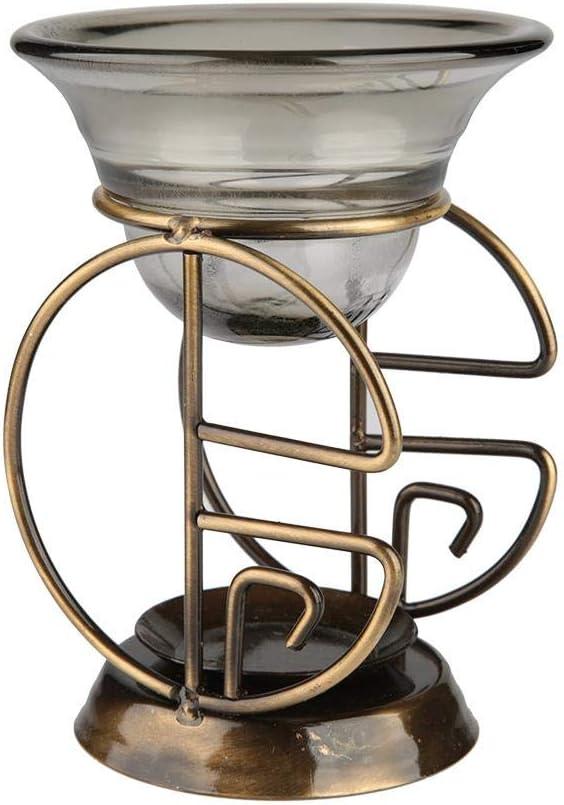 Horno de aromaterapia 307 quemador para el hogar familiar horno de aceite esencial quemador de aceite de aromaterapia con velas