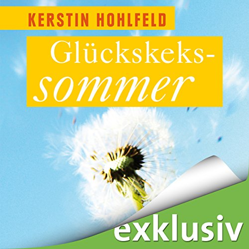 Glückskekssommer audiobook cover art