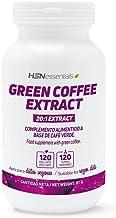 Café Verde de HSN   500mg Extracto de Coffea Arabica   Con
