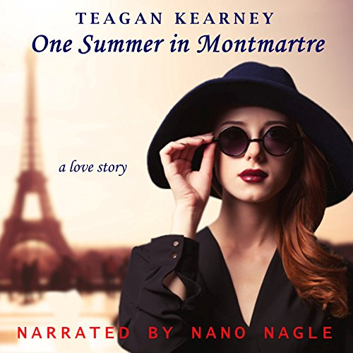 One Summer in Montmartre audiobook cover art