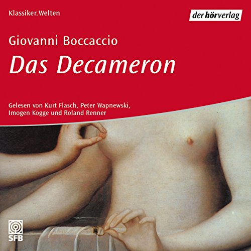 Das Decamerone  By  cover art
