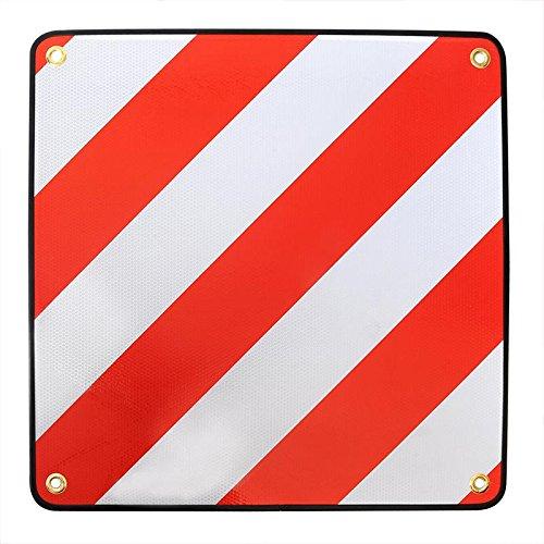 Warntafel Italien Aluminium Warnschild 50x50CM 361230 Mit 4 Befestigungsösen. Ein solides Schild was den Italienischen Vorgaben entspricht.