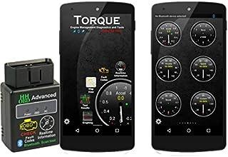Scanner Automotivo Computador de bordo Obd2 Bluetooth Android versão nova