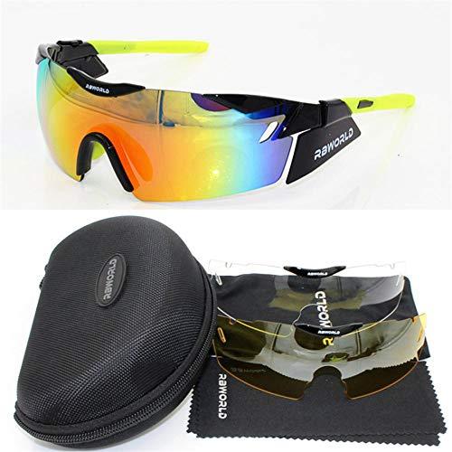 Sonnenbrille Sunglasses Fahrradbrille Sport Radbrille Männer Frauen MTB Mountain Rennrad Fahrrad Fahrrad Brille Lauf Sonnenbrille Schutzbrille 2