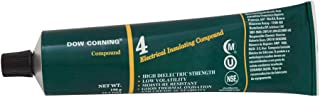 Dow Corning DC 4 Electrical Insulating Compound - 5.3 oz Tube