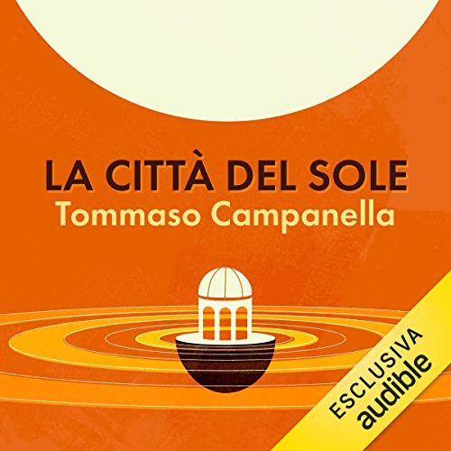 La città del sole audiobook cover art