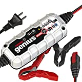 NOCO Genius G1100 6V/12V 1.1-Amp Smart Battery Charger and Maintainer