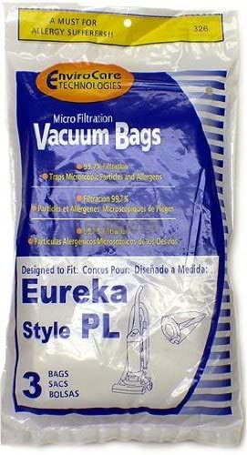 2021new shipping free shipping 27 Designed to FIT Eureka Vacuum 2021 PL Bags