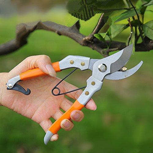 Hoge hardheid van mangaan staal + ABS materiaal Garden Tools snoeien schaar landschap boom snoeien gereedschap fruit boom schaar