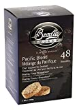 Bradley Smokers Pacific Blend Bisquettes (2.75 x 6.875 x 9.25-Inch, Pack of 48)