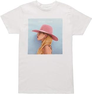 Bravado Lady Gaga Joanne Album Cover Adult T-Shirt