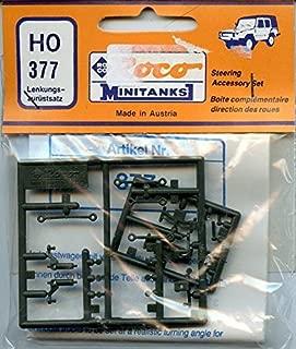 Minitank Roco HO Scale Steering Accessory -Plastic Detail Accessory #377