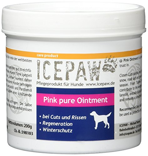 ICEPAW Pink Pure Ointment, 1er Pack (1 x 200 g)