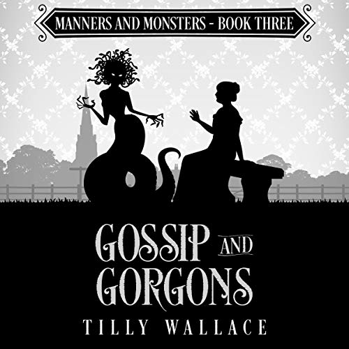 Gossip and Gorgons cover art