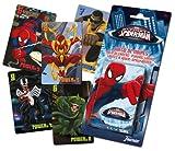 Naipes Heraclio Fournier Spiderman Cartes