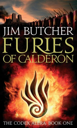 Furies Of Calderon: The Codex Alera: Book One (English Edition)