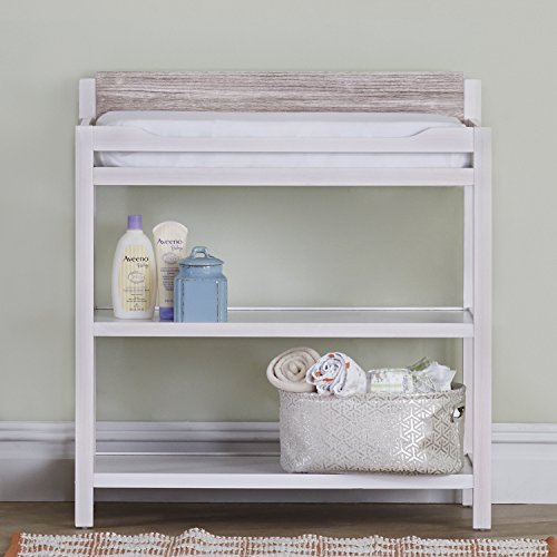 Suite Bebe Hayes Changing Table White/Natural