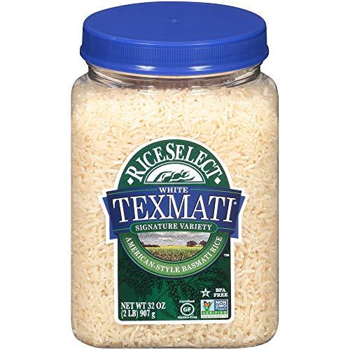White Rice, Long Grain