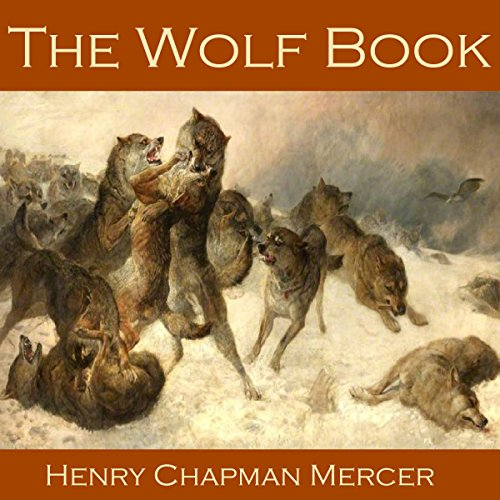 『The Wolf Book』のカバーアート